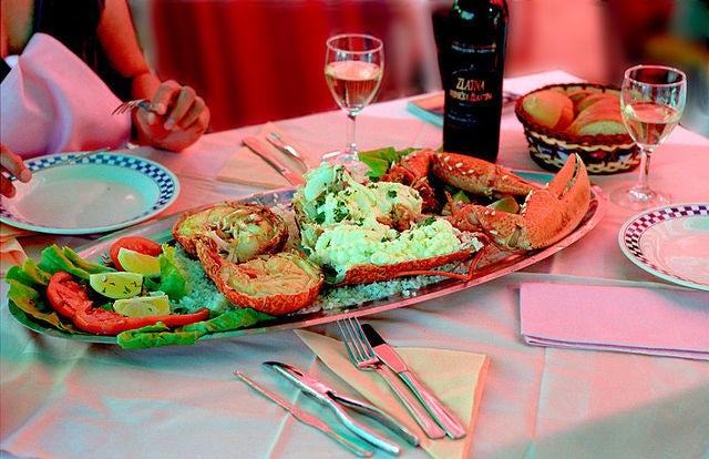 When in Rome, Treat Yourself to Mediterranean Cuisine at the La Pergola