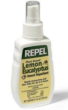 Fantastique et Efficace - Repel Lemon Eucalyptus Pump Insect Repellent