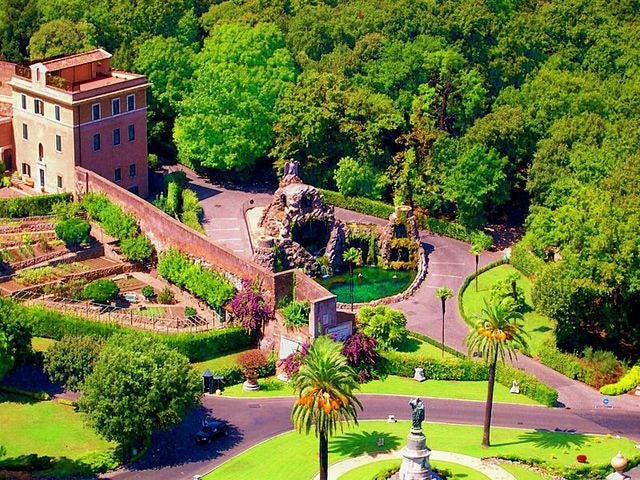In Rome, Include the Vatican Gardens to Your Trip to the Vatican City