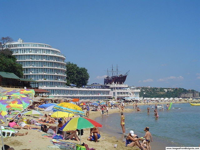 Frolic on the White-Sand Beaches of the Black Sea for a Unique Bulgarian
