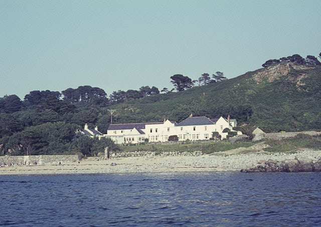 Find the Nicest Family Vacation Destination Right on Herm Island