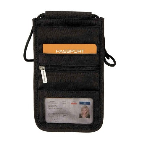 An excellent product, Travelon RFID Blocking Deluxe Boarding Pouch