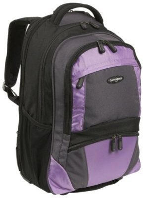 Easy Maneuverability, Samsonite 19-inch Wheeled Computer Backpack