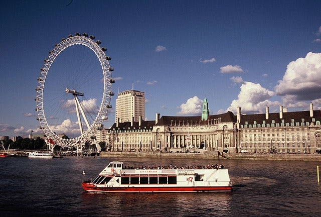 Thames River Cruise See London By Boat