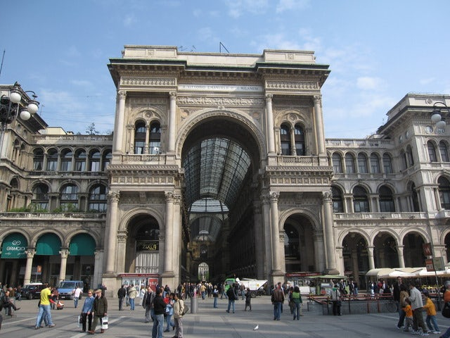 Galleria Vittorio Emanuele: Milan's Shopping Paradise
