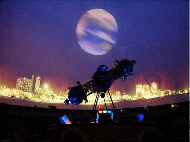 Peer deep into space at Manitoba Planetarium