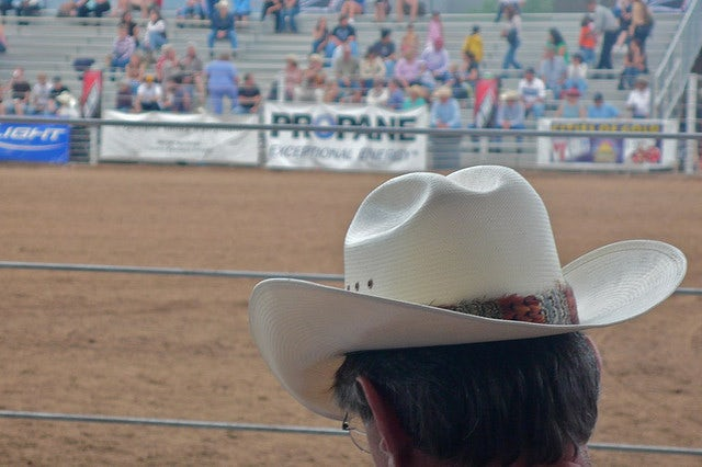 Grab your cowboy hat and head to the Rodeo de Santa Fe