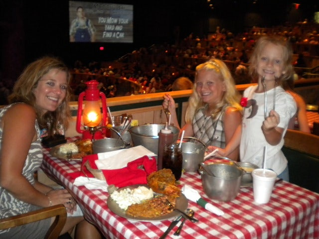 Enjoy a Southern Home-style Feast at the Hatfield & McCoy Dinner Show