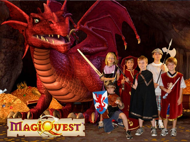 Outwit a Dragon, Battle a Goblin and Befriend a Pixie at MagiQuest