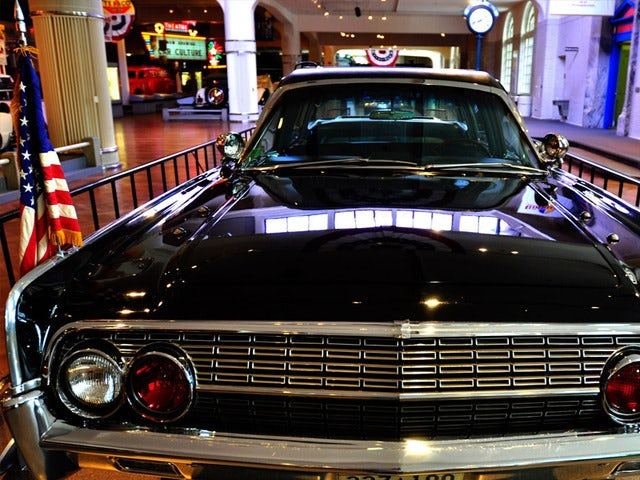 Unravel the History of the Automobile at the Henry Ford Museum
