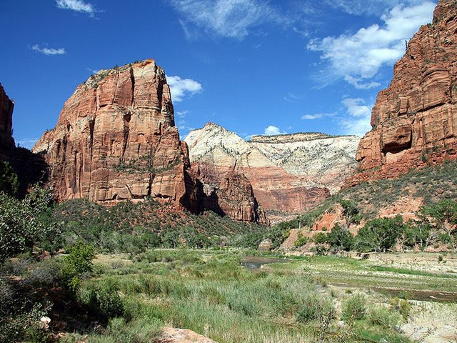 Have a one of a Kind Hiking Adventure on a Zion Narrows Day Hike