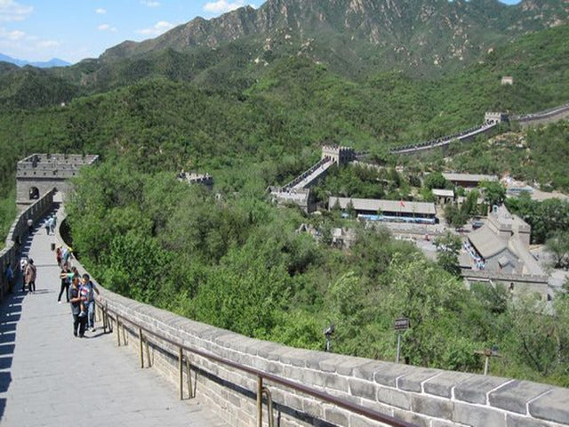 Discover Ancient China on a Great Wall of China & the Ming Tomb Day Tour