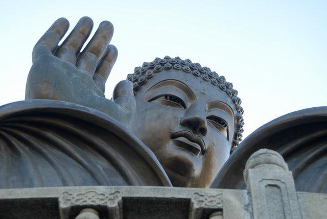 Discover a Bronze Buddha on a 360 Lantau Island Explorer Tour