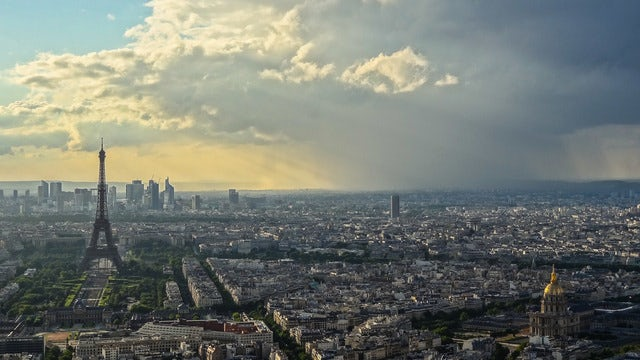 Enjoy the Views of the City of Paris from the Montparnasse Tower