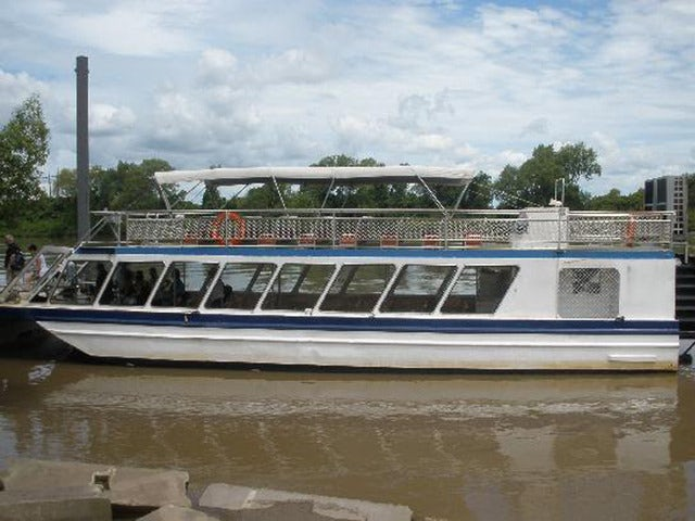 See Huge Saltwater Crocodiles on a Jumping Crocodile Cruise