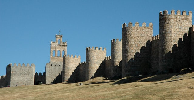 See the Inspiration for Disney's Castle on the Avila & Segovia Day Trip