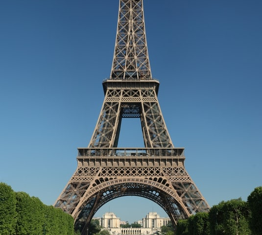Learn about Architecture and History on an Eiffel Tower Small Group Tour