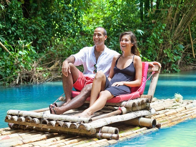 Experience a Truly Jamaican Pastime on a Bamboo River Rafting Adventure