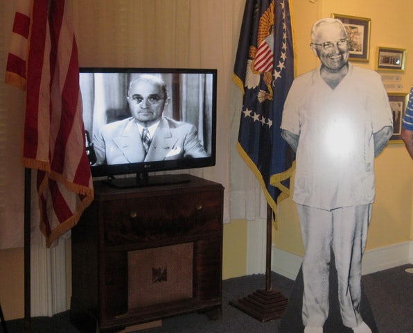See a Presidential Retreat on a Harry S. Truman Little White House Tour