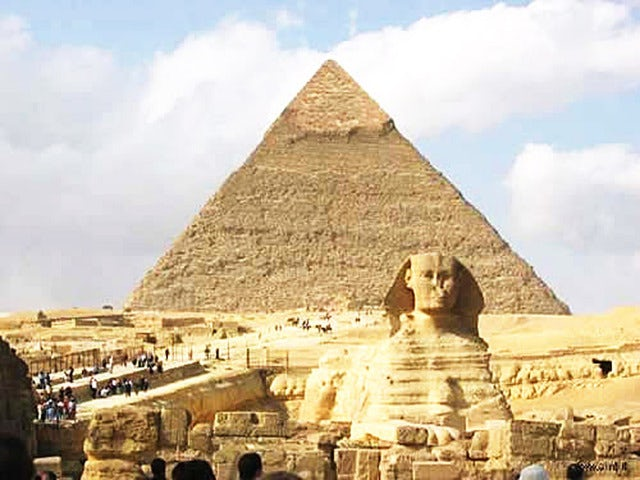 See Egypt's Oldest Pyramid on a Memphis and Sakkara Private Tour