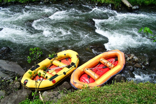 Tackle Exciting Rapids on a Bali White Water Rafting Tour