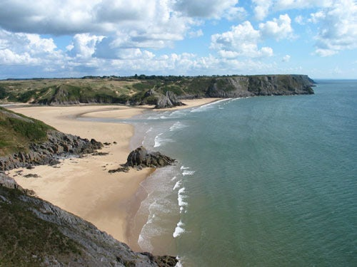 Travel Tip: The Stunning Beaches at the Gower Peninsula