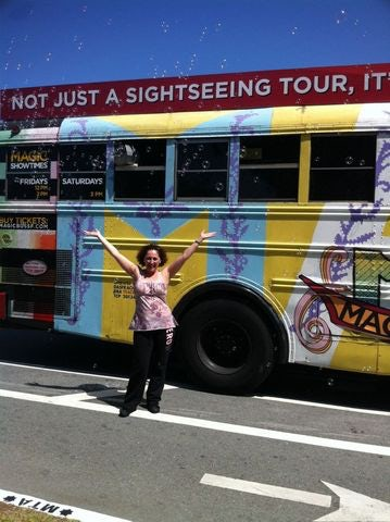 Ride the Magic Bus 1960's Era Tour: It's Groovy