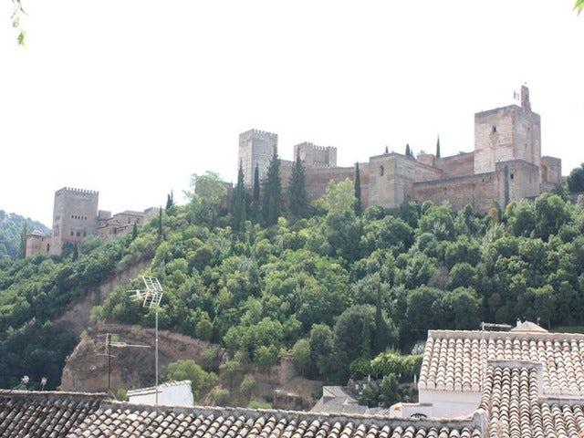 Explore the Albaicin Neighborhood on a Granada & Albaicin Walking Tour