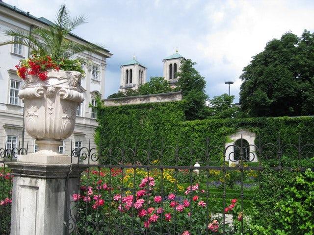 Explore the home of Amadeus Mozart on a Salzburg Historical Walking Tour