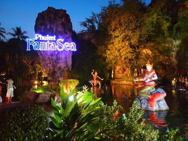 Discover Thailand's Rich Heritage at a Phuket FantaSea Show & Dinner