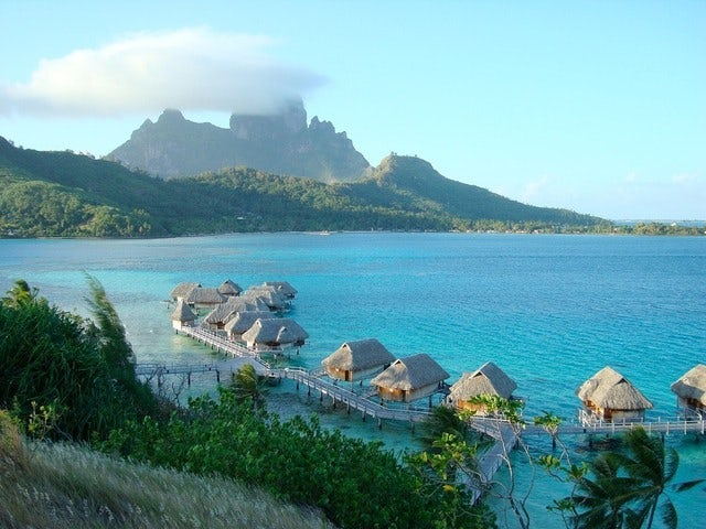 "Bora Bora: A ""Take your Breath Away"" Beach Destination"