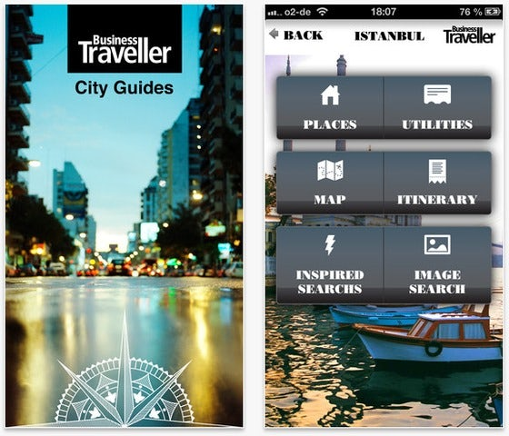 Get in the Know With Business Traveller City Guides
