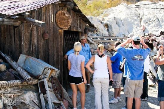 Explore a Famous Gold Mine on an Eldorado Canyon Tour