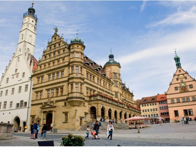 "See the ""Jewel of the Middle Ages"" on a Full Day Tour of Rothenburg"
