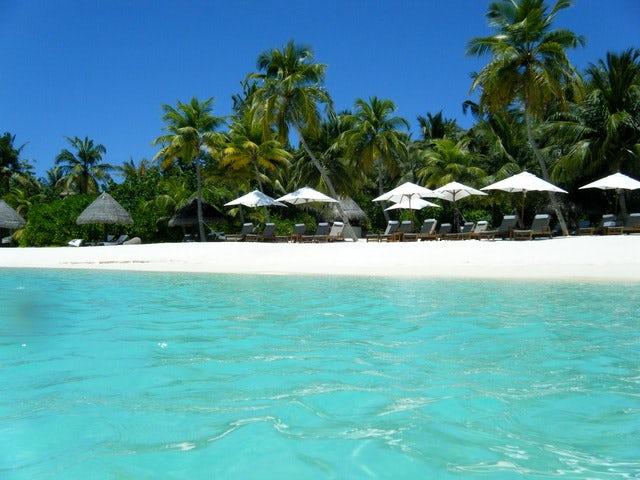 Maldives: The Honeymoon Paradise