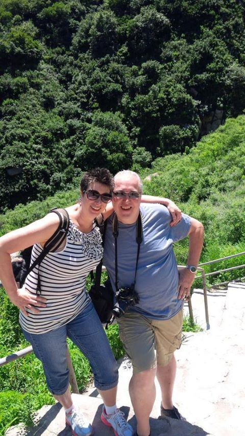 Barb - Annette and Cody on The Great Wall - July 2013.jpg