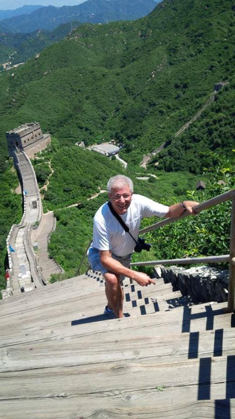 Barb - Brian on The Great Wall - July 2013.jpg