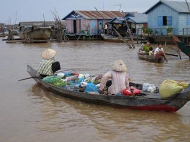 Discover Floating Villages on a Tonle Sap Secrets Tour