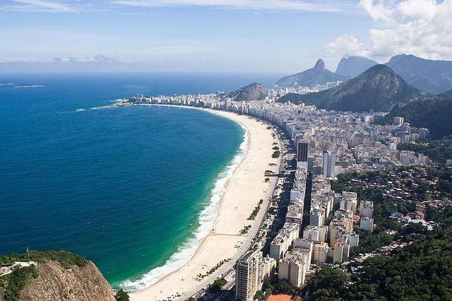 Feel the Rhythm of Rio de Janeiro