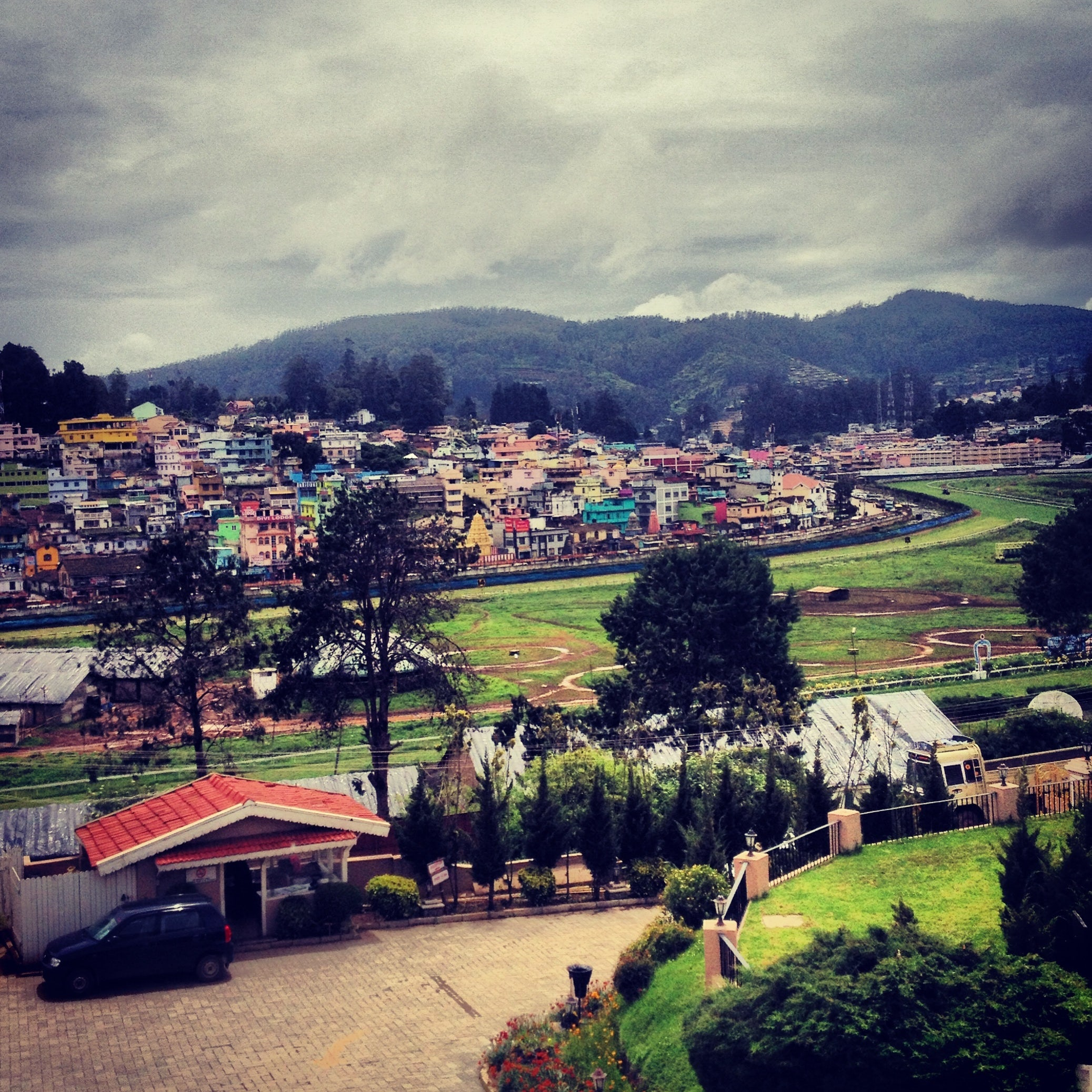 Lovely day in ooty