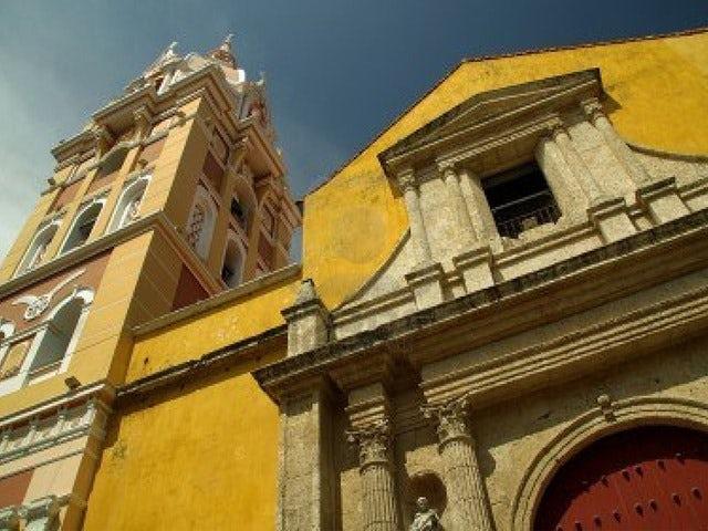 Visit the Castillo San Felipe on a Cartagena City Tour