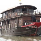 Cruise along the Mekong River on a Deluxe Mekong Delta Cruise