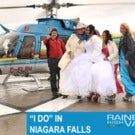 """I DO"" IN NIAGARA"