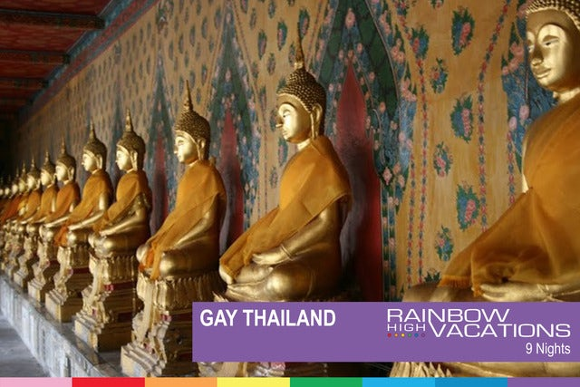 NORTHERN THAILAND LUXURY GAY TOUR