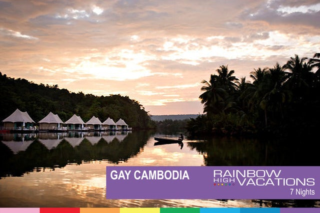 A GAY LUXURY TOUR OF CAMBODIA