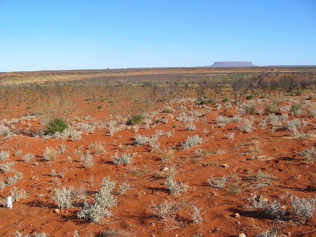 Explore the Red Centre in the Outback