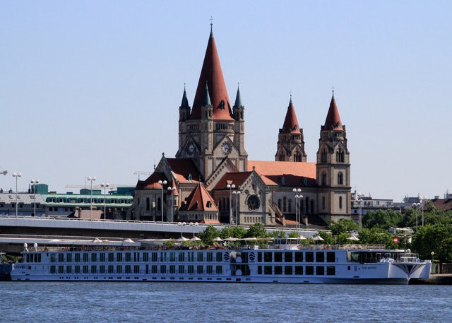 Tour the Danube on the River Beatrice
