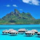 Retreat to Your Own Private Island at the Four Seasons Resort, Bora Bora