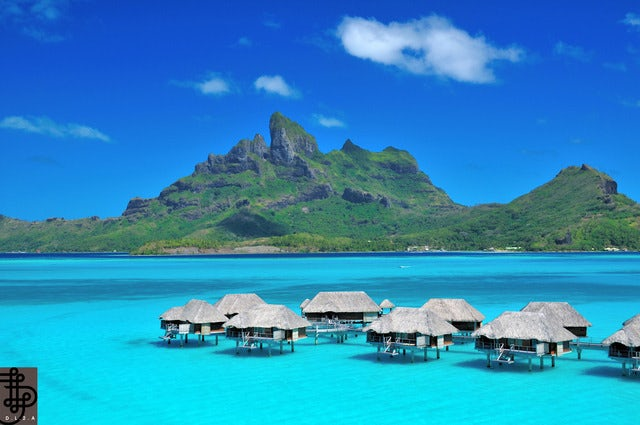 Retreat to Your Own Private Island at the Four Seasons Resort, Bora Bora
