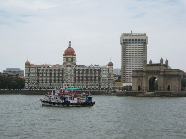 Explore the Victoria Terminus on a Half-Day Mumbai City Tour